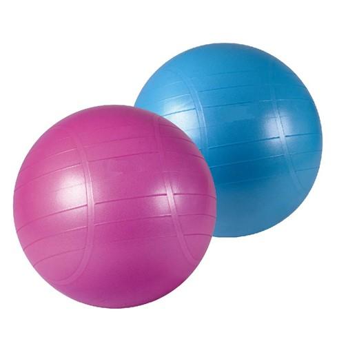 כדור פיזיו פילאטיס מחוזק - נאופרן עם משאבה (AZS1281)