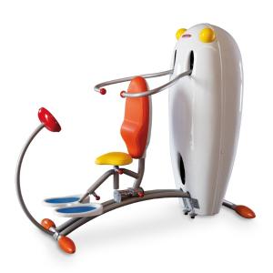 מכשיר לחיצת כתפיים לילדים (1KD3)
