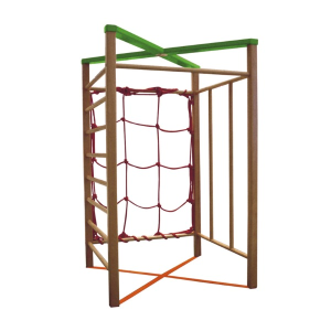 כלוב טיפוס נינג'ה לילדים (1KD7)