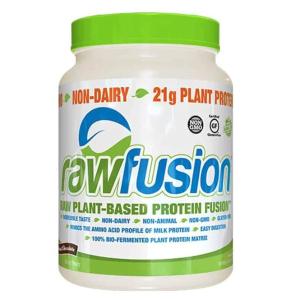 אבקת חלבון RAWFUSION טבעונית (AZP6282)