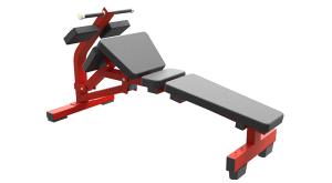 ספסל לוח לתרגילי בטן (AZH75)