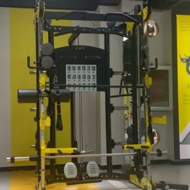 מולטי טריינר ביתי - מכונה חכמה אחת לשמירה על רוטינת אימוני כוח מגוונים